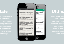 Ultimate – CSS3 & HTML5 WordPress