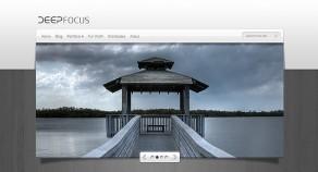 DeepFocus 攝影相簿 WordPress 版型主題