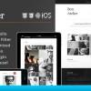 Bon工作室——響應一頁HTML5模板