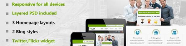Mark2多用HTML模板