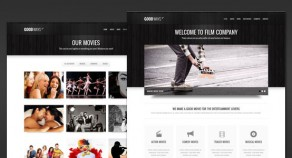 Goodways -娛樂和電影WordPress主題