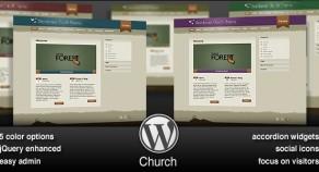 WordPress教堂