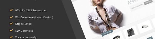 Viroshop – A Modern 響應式技術WooCommerce 網站版型主題