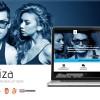 Aziza -響應的多用途的WordPress主題