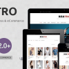 Reatro 多用途 WooCommerce WordPress 網站版型主題