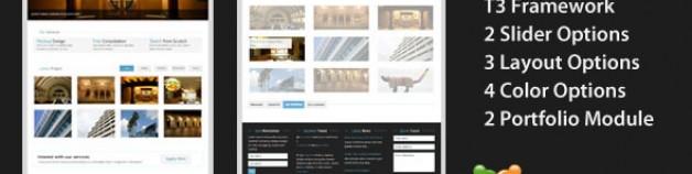 Zijji JomSocial Joomla模板——公司的準備