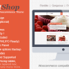 Justshop – Cake,Bakery,Drinks Shop WordPress 網站版型主題