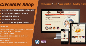 Circolare – Multi-Use WooCommerce 網站版型主題
