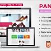 P與ora — 響應式技術WooCommerce HTML5 網站版型主題