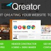 Qreator -響應溢價WordPress主題