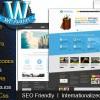 WP阿凡達的WordPress主題