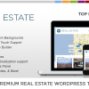 WP Pro房地產3響應的WordPress主題