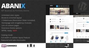 Abanix 企業商務, 產品作品展示 & Shop