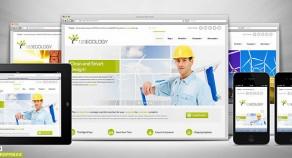 123Ecology 公司企業& eCommerce WordPress 網站版型主題