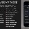 The Drawer 觸控行動手機 視網膜螢幕技術 | WordPress Version