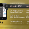 Klassio RSV | 響應式技術WordPress 觸控行動手機 網站版型主題