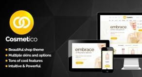 Cosmetico – 響應式技術eCommerce WordPress 網站版型主題