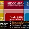 商業公司——優雅的商業網站