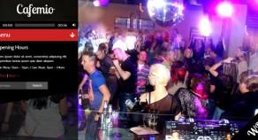 Cafemio Ajax、俱樂部、酒吧、咖啡館、餐廳WP主題