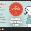 Nunta婚禮響應WordPress主題