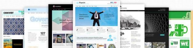 Pinpoint – 響應式技術多用途 WordPress 網站版型主題