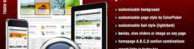 公司企業架站 快速方便 WordPress 網站版型主題