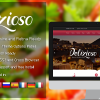Delizioso響應的WordPress主題餐廳