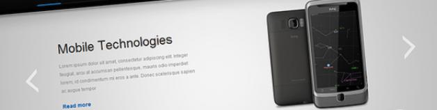 FutureProspects時尚企業Joomla模板