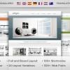 Polyon – Futuristic WordPress 網站版型主題