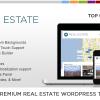 WordPress 專業房地產類 響應式技術WordPress 網站版型主題