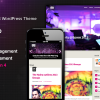 Club88——優質的音樂WordPress主題