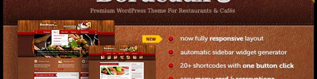 波爾多-溢價餐廳主題