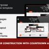 Corportase多功能響應網站模板