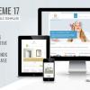 rt主題17溢價HTML5模板