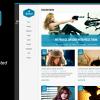 火箭雜志HTML5模板