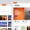 Marchie -公司業務HTML模板