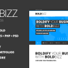 BOLDBIZZ——多用途的HTML模板