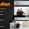 Grandon多用HTML模板