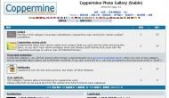 Coppermine 相簿系統