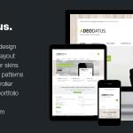 Adeodatus——清潔業務模板