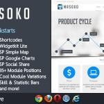 Masoko——清潔響應營銷逐浪的主題